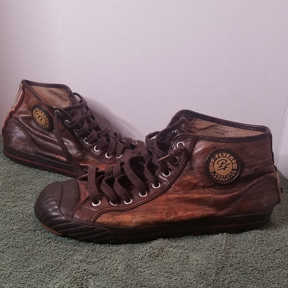 Vintage Pf Flyers Shoes 4s 50s 60s